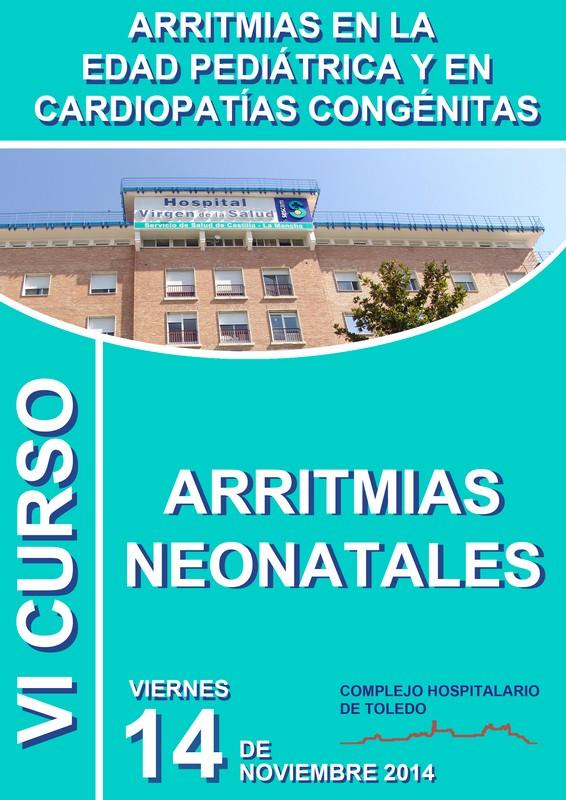 VI CURSO ARRITMIAS NEONATALES